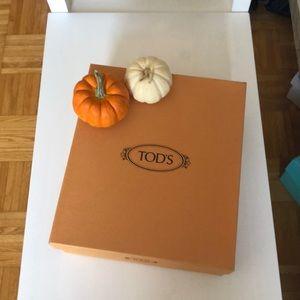 📦 Tod's box